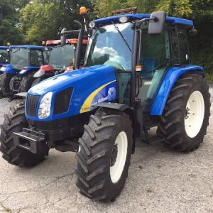 2009 NEW HOLLAND T5060 mchugh tractors galway
