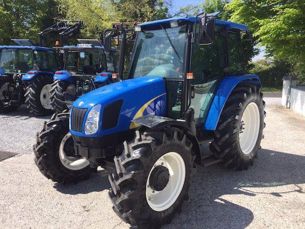NEW HOLLAND TL100A mchugh tractors galway