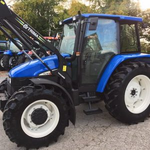 NEW HOLLAND TL90 mchugh tractors galway