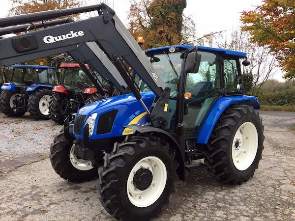 new holland t5060 mchugh tractors galway