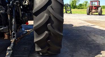 Tyres, Parts, Tractor accessories