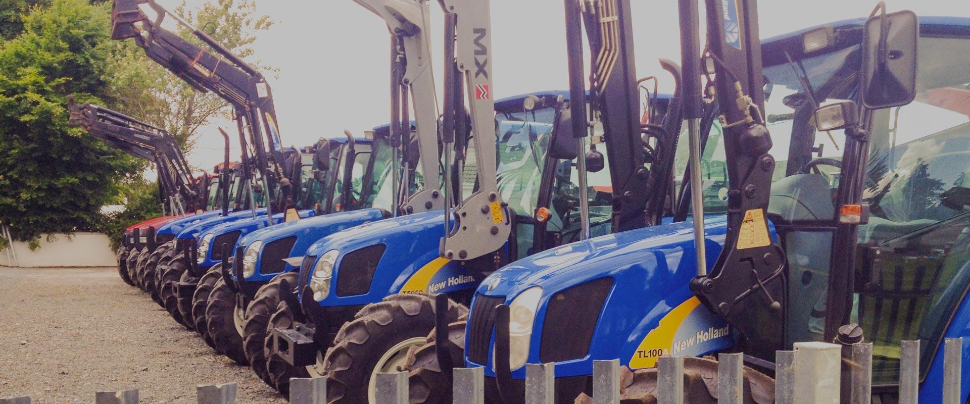 Used Tractors Ireland